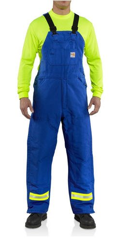 2433f44a47aa Carhartt Men s Flame Resistant Duck Bib Overall