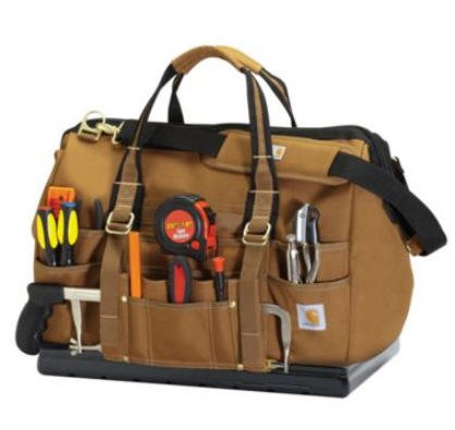 "Carhartt Legacy 18"" Tool Bag with Molded Base"