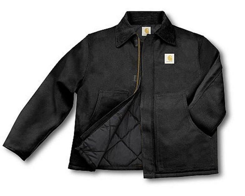 Carhartt Black Arctic Jacket