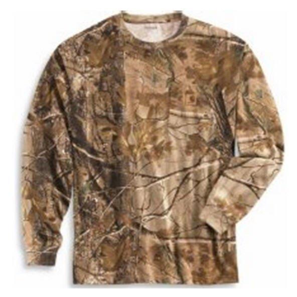 Long Sleeve WorkCamo T-Shirt