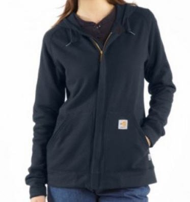 Women's Flame-Resistant Hooded Sweatshirt