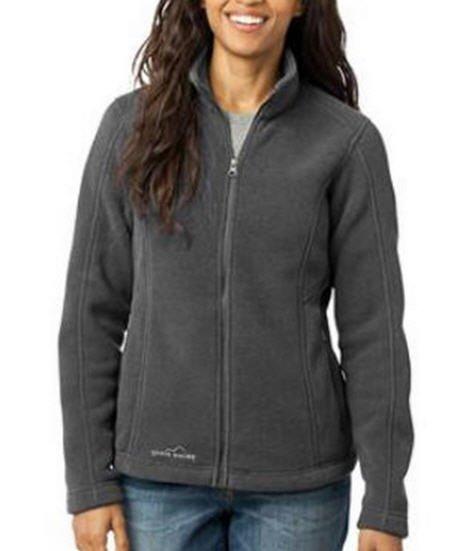 59fa76e29 Eddie Bauer Ladies Full-Zip Fleece Jacket