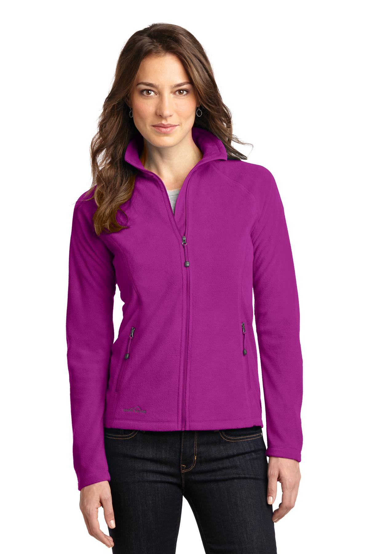 Ladies Full-Zip Microfleece Jacket