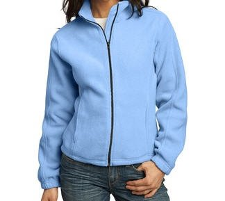 Port Authority Ladies R-Tek Fleece Full-Zip Jacket