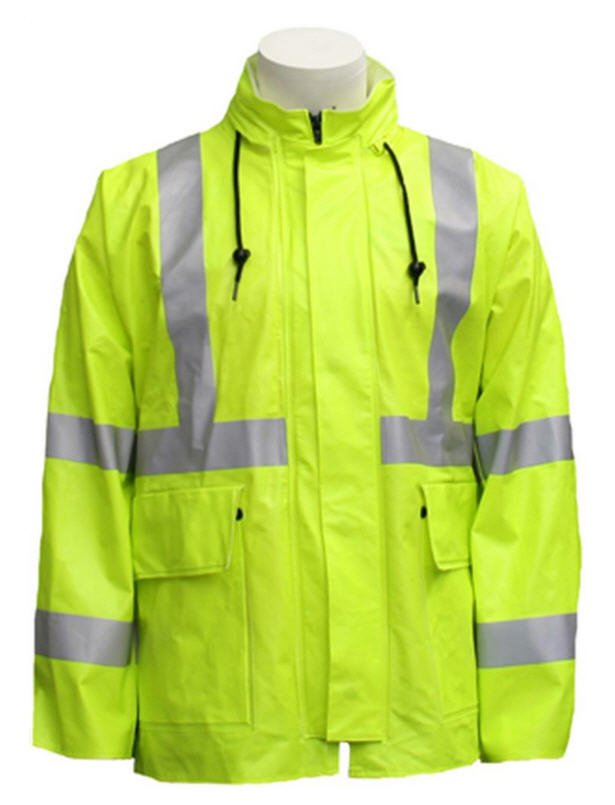 ARC & Flame Resistant Rainwear