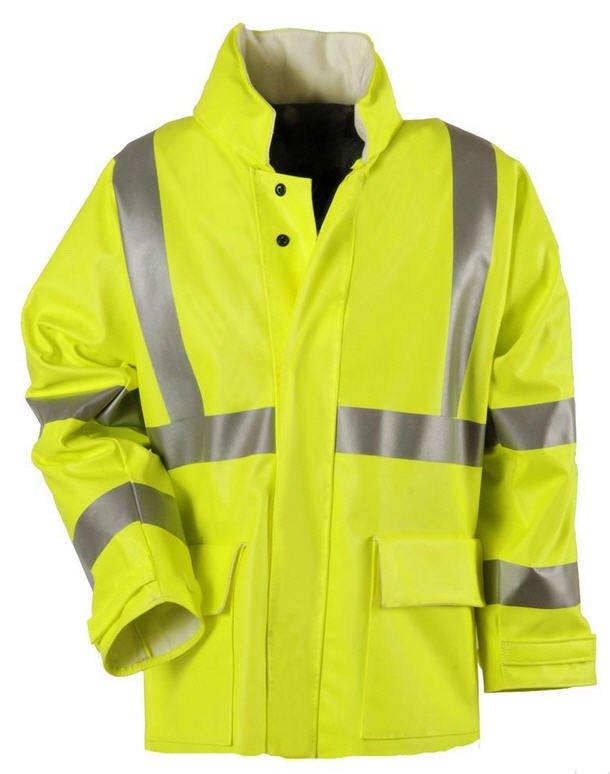 ARC & Flame Resistant Cotton Rainwear