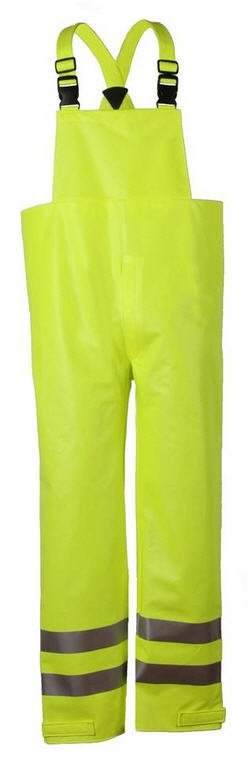 ARC & Flame Resistant Cotton Bib Pant Rainwear