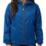 Eddie Bauer Ladies Packable Wind Jacket