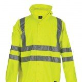 Berne Hi-Visibility Safety Coat