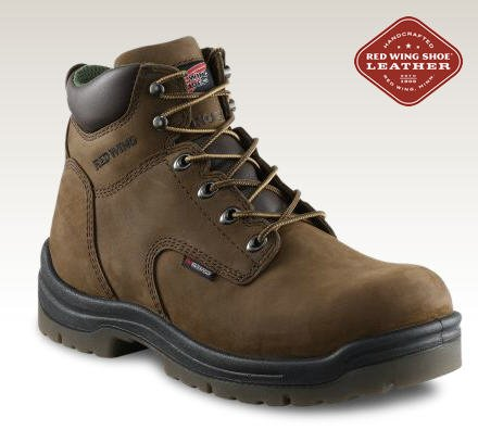 New Red Wing Work Boots Perfect for Winter Weather