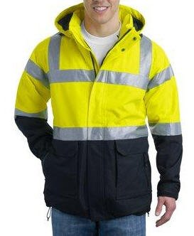 High-Vis Reflective Jacket