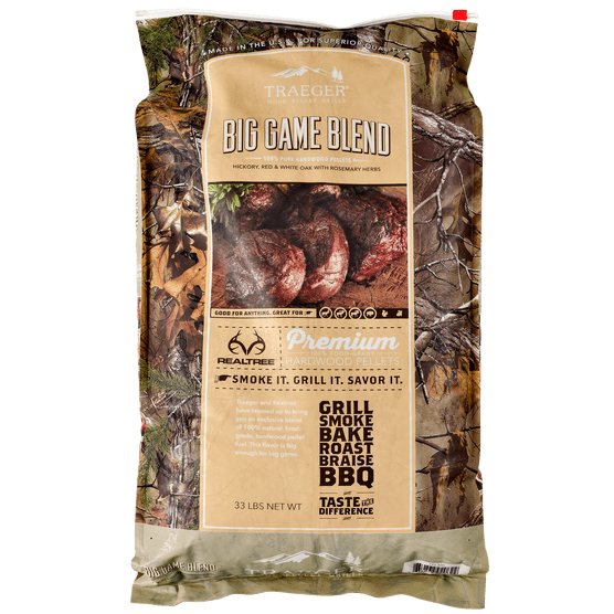Real Tree Big Game Blend