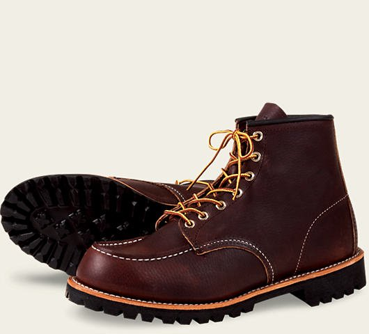Red Wing Classic Moc Lug Boot