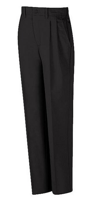 Blended Pleated Work Pants