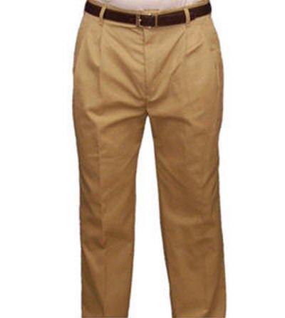 Men's 8 oz. Relaxed Fit Casual Slacks