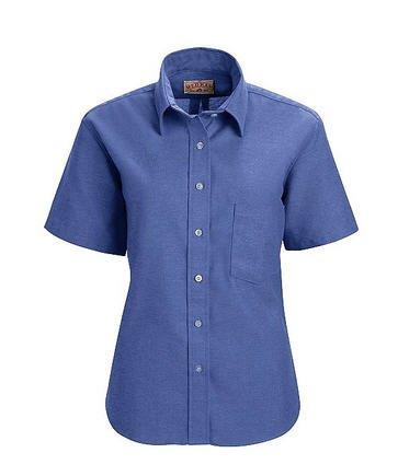 Red Kap SL60 Short Sleeve Dress Uniform Shirt