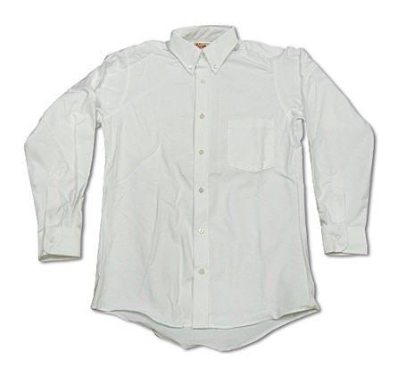 Red Kap Men's Long Sleeve Button Down Shirt