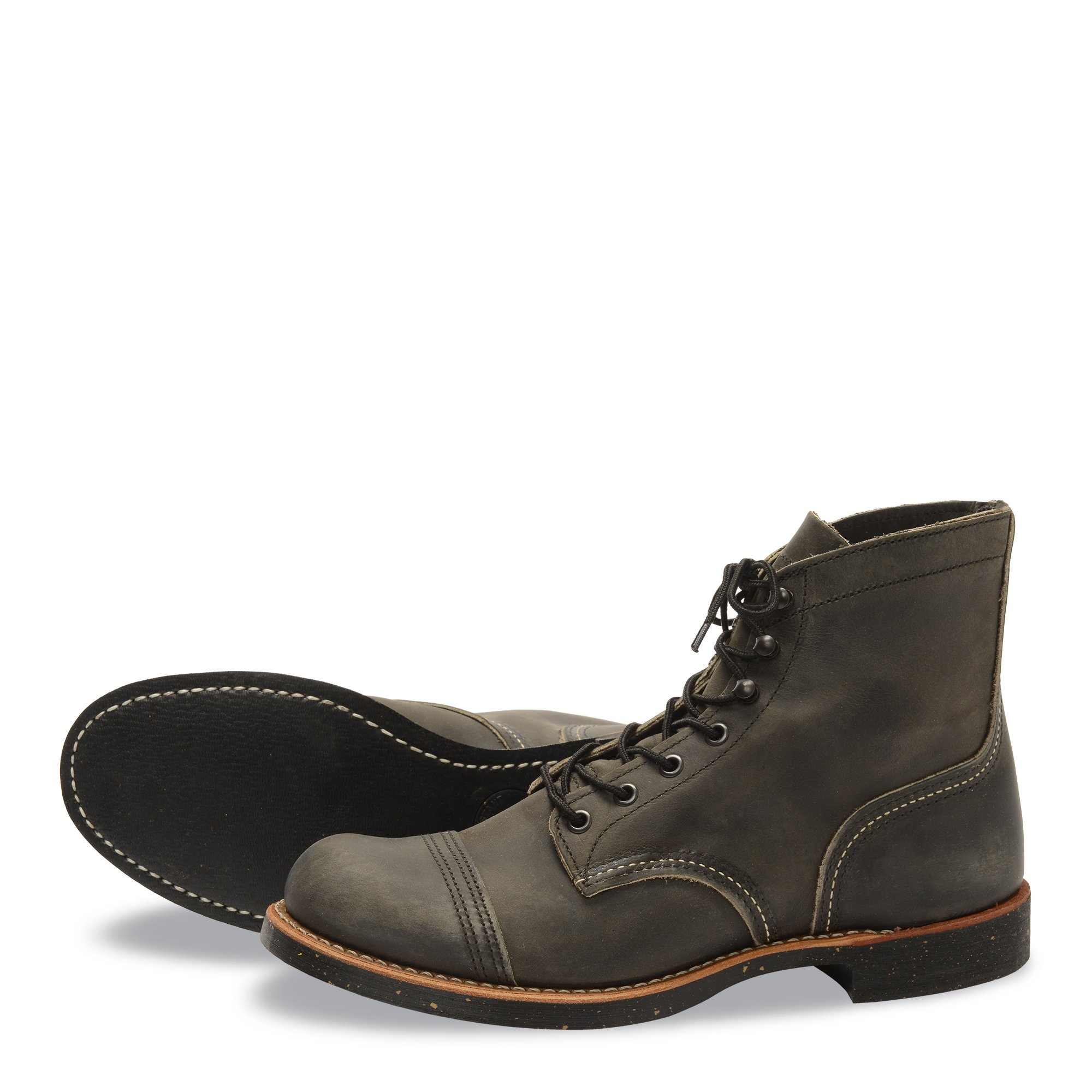 Red Wing Heritage Iron Ranger Charcoal