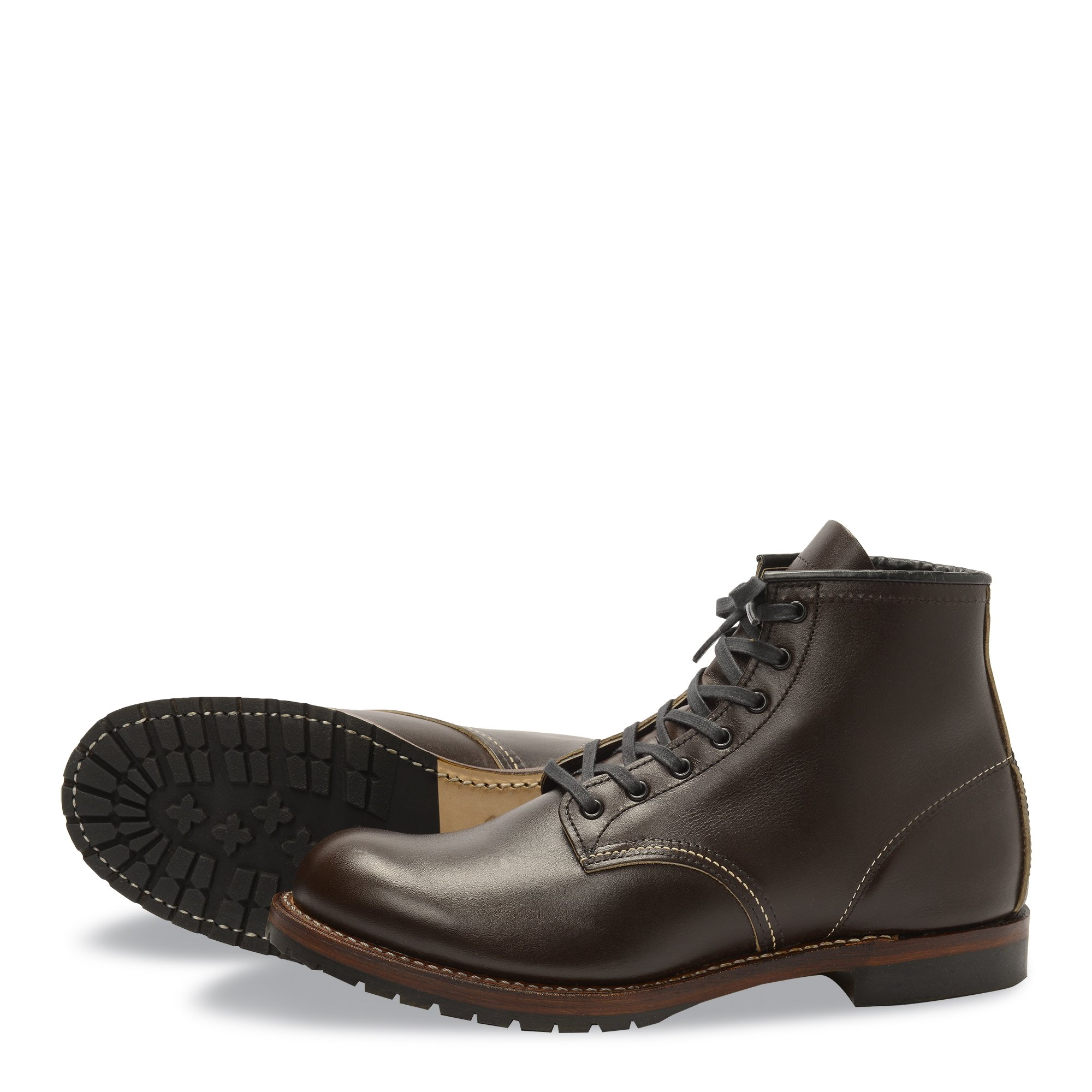 Red Wing Heritage Beckman Round Walnut Setter