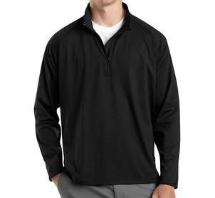 Sport-Tek Sport-Wick Stretch 1/2-Zip Pullover