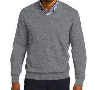Port Authority V-Neck Sweater