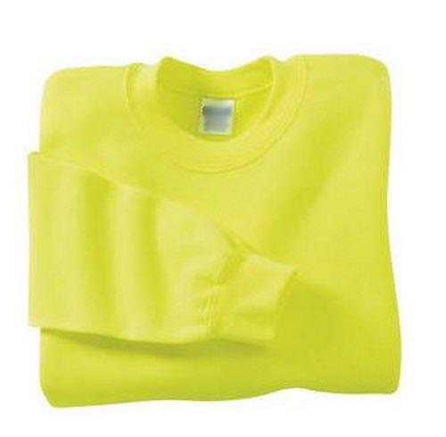 Safety Yellow Crewneck Sweatshirt