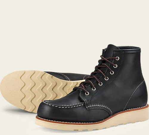 Red Wing Womens Heritage-6-INCH MOC