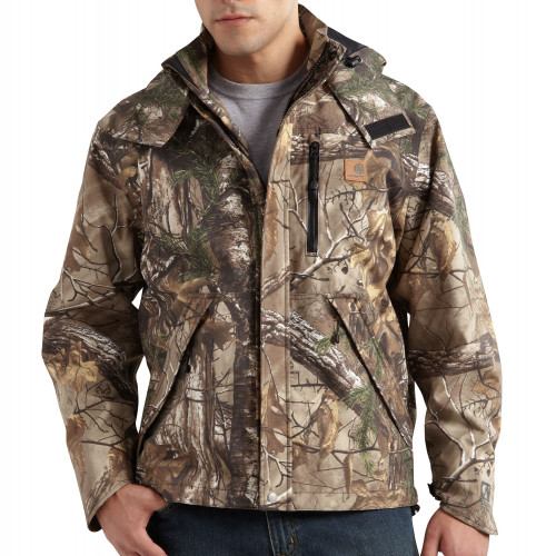Men's Carhartt Camo Shoreline Jacket
