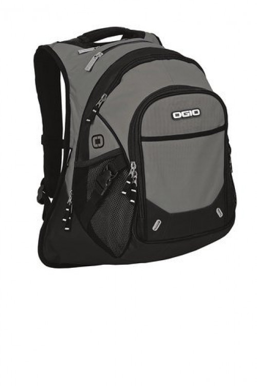 Back Pack - 711113 - Petrol - Gray/Black