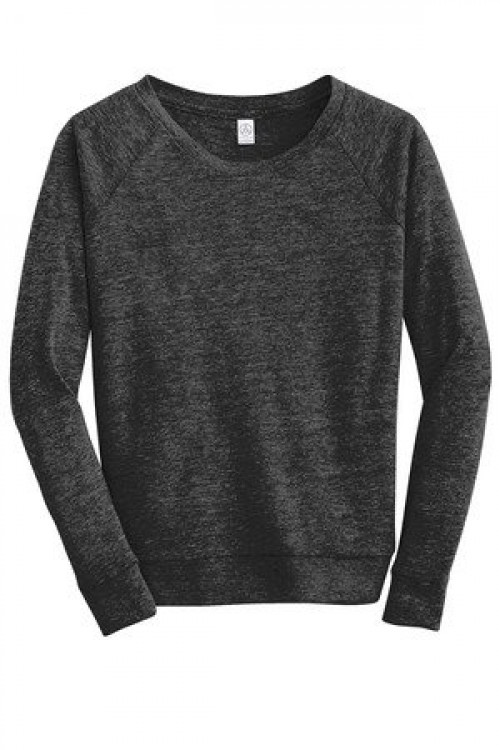 Eco-Jersey Slouchy Pullover