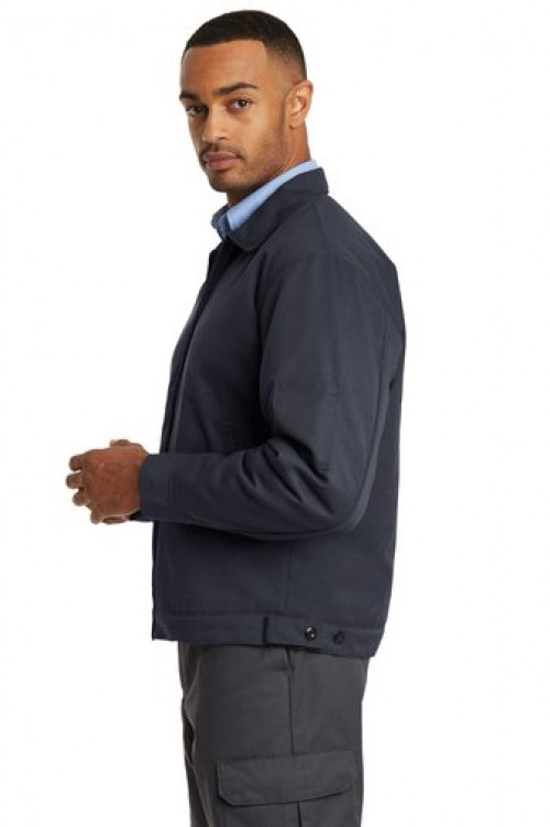 Slash Pocket Jacket - CSJT22 - Charcoal