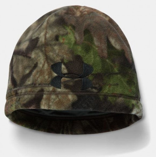 UA Outdoor Camo Fleece Beanie