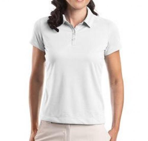 Nike Golf Ladies Dri-FIT Pebble Textured Polo