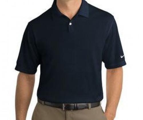 Nike Golf Dri-FIT Pebble Textured Polo