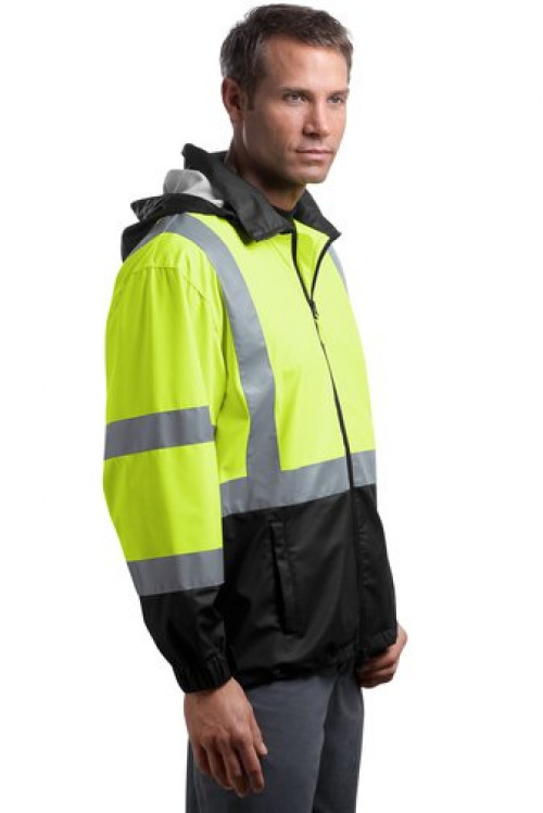 Class 3 Safety Windbreaker - CSJ25