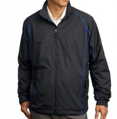 Nike Golf Full-Zip Wind Jacket