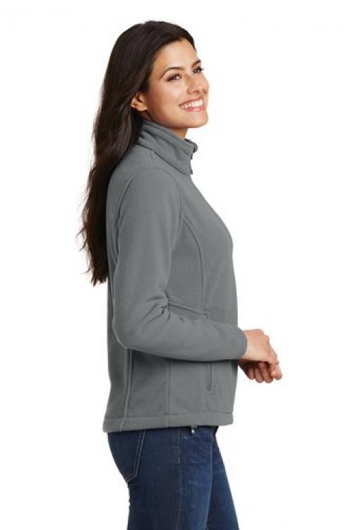 Ladies Value Fleece Jacket - L217 Gray