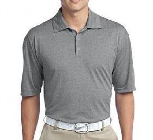 Nike Golf Dri-FIT Heather Polo