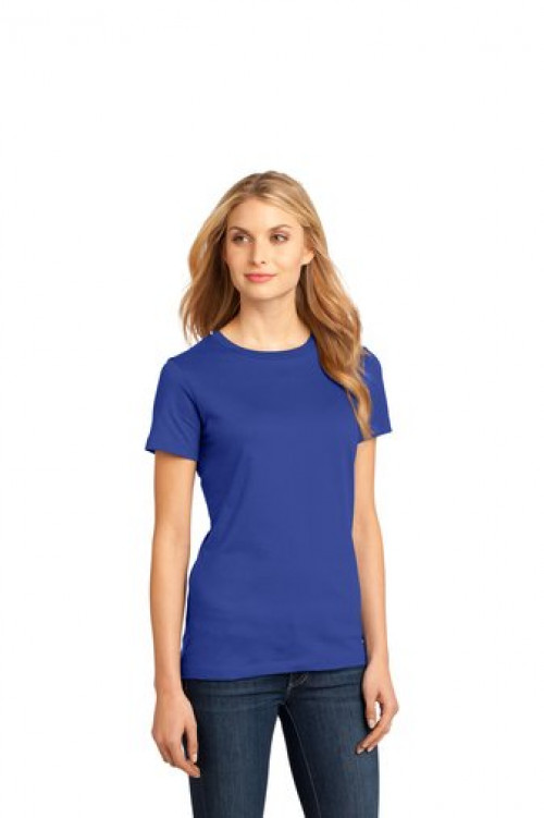 Women's Perfect Weight ® Tee - DM104L - Royal