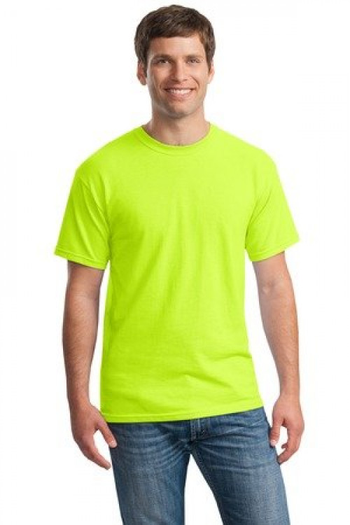 Safety - T-Shirt - Yellow