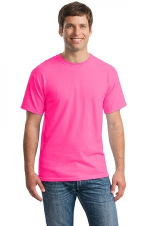 Pink Ribbon T-Shirts - Pink