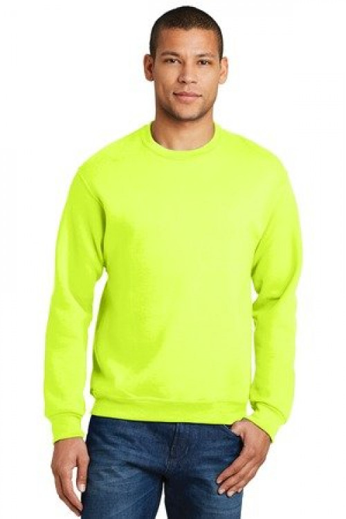 Safety - Crew Neck - Yellow