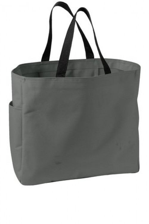 Essential Tote - B0750 - Charcoal