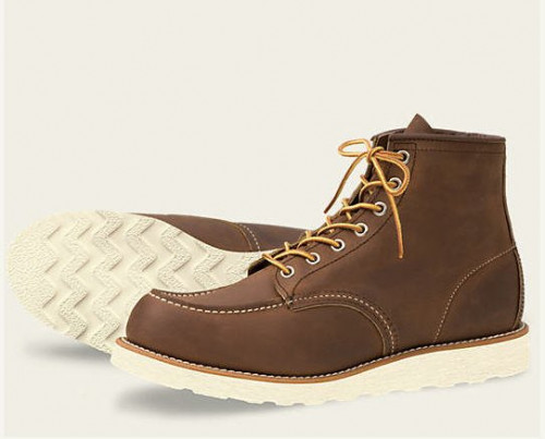 Red Wing 6-inch Classic Moc Burbon
