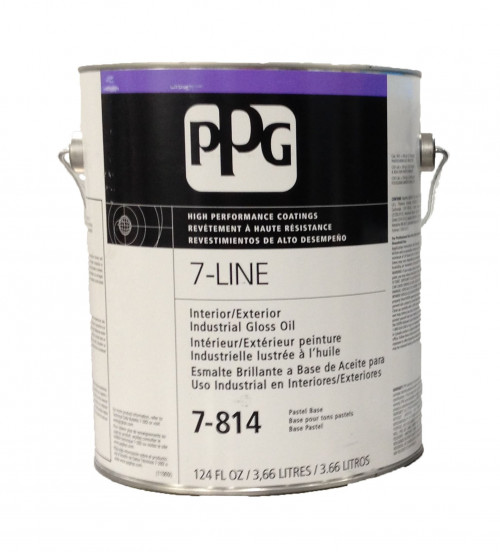 7-Line Industrial Enamel