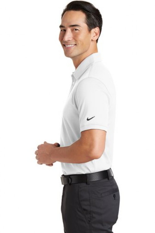 Nike Dri-FIT Solid Icon Pique Modern Fit Polo - 746099