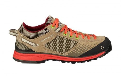 Vasque Women's Grand Traverse (Aluminum/Hot Coral)