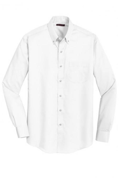 Non-Iron Twill Shirt - RH78 - White