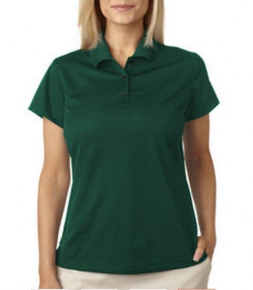 Adidas Ladies' ClimaLite Basic Pique Polo