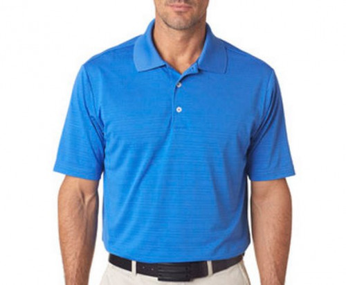Adidas Men's ClimaLite Textured Polo